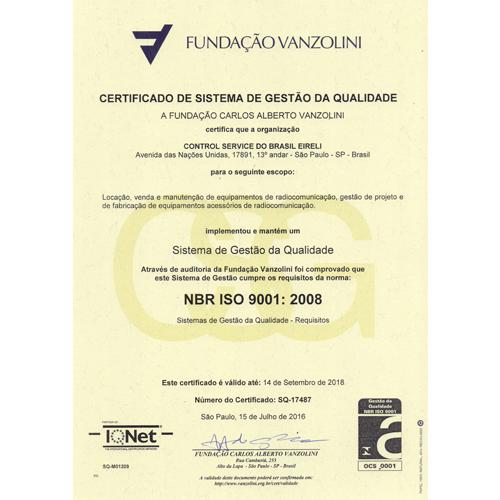 Vanzolini_ISO90012008_Portugues
